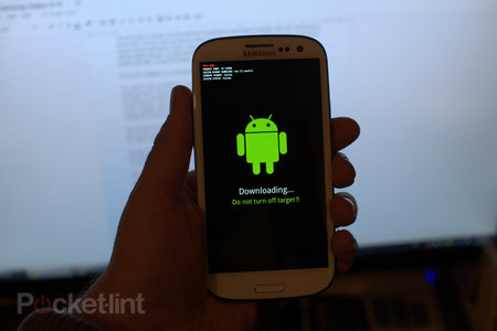 Get Jelly Bean early on your Samsung Galaxy S III