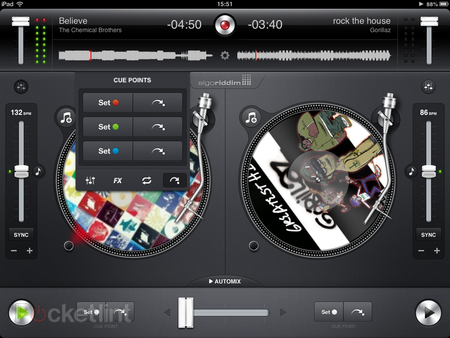 APP OF THE DAY: djay review (iPad / iPhone / iPod touch) - photo 12
