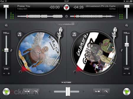 APP OF THE DAY: djay review (iPad / iPhone / iPod touch) - photo 7