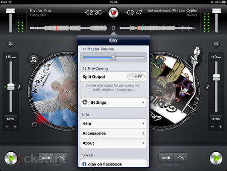 APP OF THE DAY: djay review (iPad / iPhone / iPod touch) - photo 8