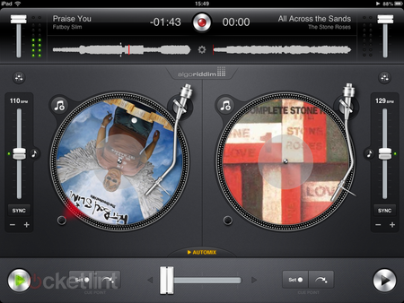 APP OF THE DAY: djay review (iPad / iPhone / iPod touch) - photo 9