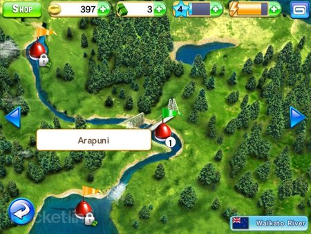 APP OF THE DAY: Fishing Kings Free+ review (iPad and iPhone) - photo 8