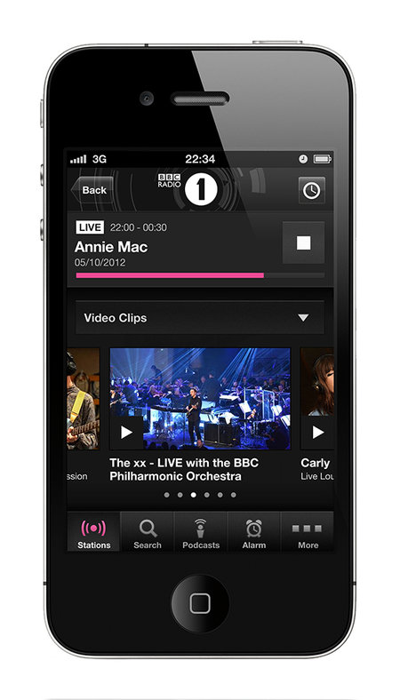 BBC iPlayer Radio launches as dedicated app for smartphone, tablet and PC - photo 3