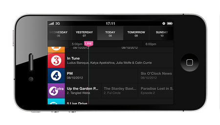 BBC iPlayer Radio launches as dedicated app for smartphone, tablet and PC - photo 4