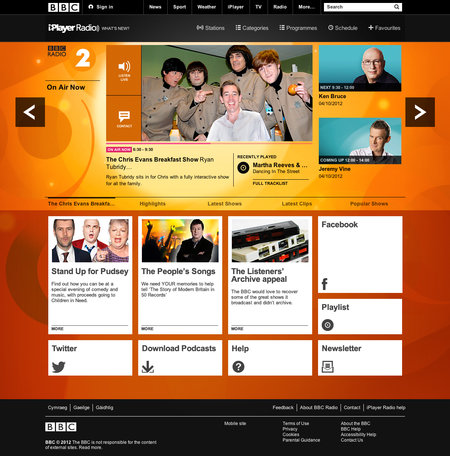 BBC iPlayer Radio launches as dedicated app for smartphone, tablet and PC - photo 7