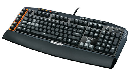 Logitech unleashes its first mechanical gaming keyboard, the G710+
