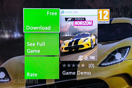 Forza Horizon demo now available on Xbox Live