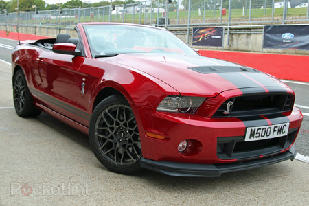 Ford Mustang Shelby GT500 (2013) pictures and hands-on