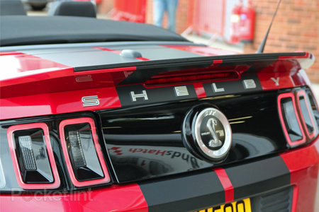 Ford Mustang Shelby GT500 (2013) pictures and hands-on - photo 12