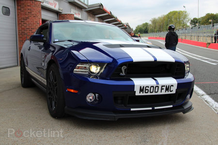 Ford Mustang Shelby GT500 (2013) pictures and hands-on - photo 23