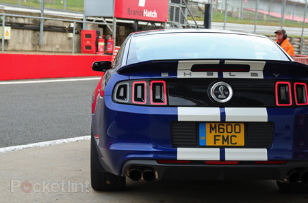 Ford Mustang Shelby GT500 (2013) pictures and hands-on - photo 27