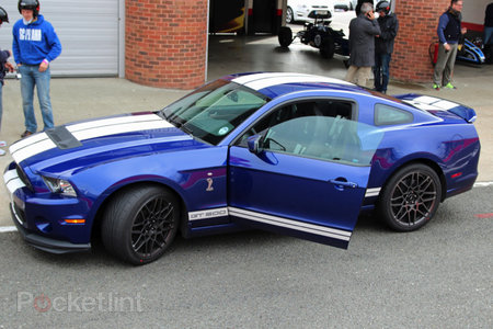 Ford Mustang Shelby GT500 (2013) pictures and hands-on - photo 30
