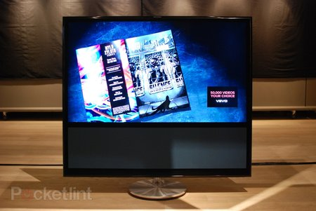 Bang & Olufsen BeoVision 11 television pictures and hands-on - photo 1