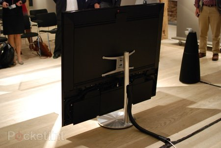 Bang & Olufsen BeoVision 11 television pictures and hands-on - photo 12