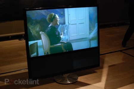 Bang & Olufsen BeoVision 11 television pictures and hands-on - photo 30