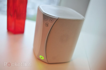 Pure Jongo multiroom speaker pictures and hands-on