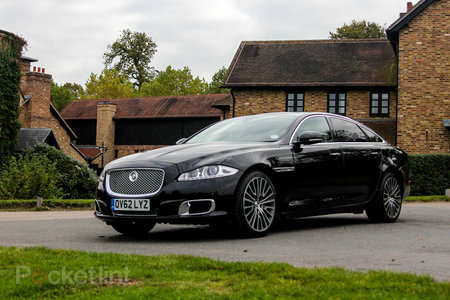 Jaguar XJL Ultimate pictures and hands-on - photo 2