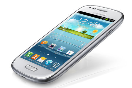 Samsung Galaxy S III Mini official, available November