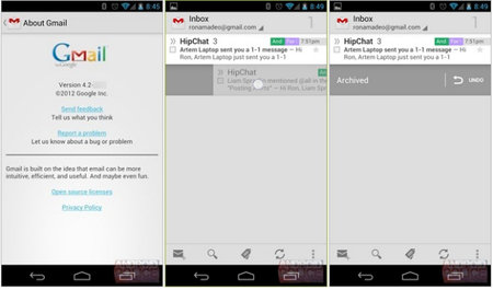 Gmail on Android: New features leaked ahead of new update