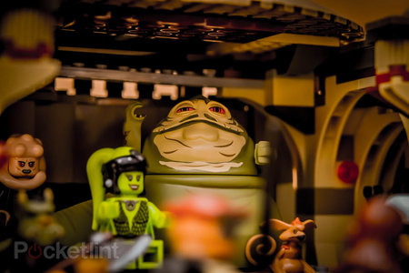 Lego Jabba's Palace (9516) pictures and hands-on