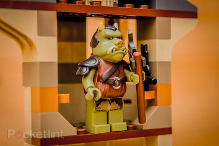 Lego Jabba's Palace (9516) pictures and hands-on - photo 13