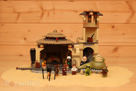 Lego Jabba's Palace (9516) pictures and hands-on - photo 19