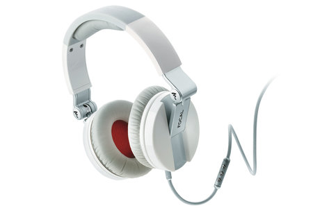Focal introduces white Spirit One headphones