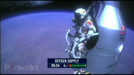 Millions tune into YouTube to watch Felix Baumgartner jump from 128,000ft
