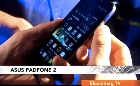 Asus Padfone 2 demoed by CEO as press shots leak