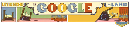 Little Nemo Google doodle becomes gorgeous animated comic strip - photo 2