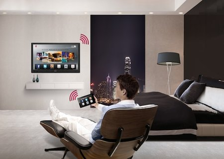 LG bringing Smart TVs to UK hotels