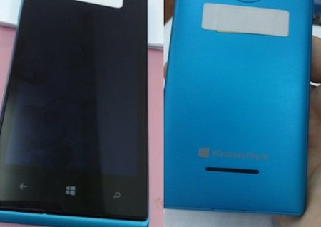 Huawei Ascend W1 Windows Phone 8 device pops up again, this time with specs