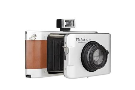 Lomography Belair X 6-12 cameras bring back the bellows to print photography - photo 2