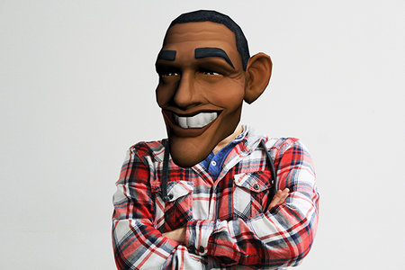 Become your favourite US presidential candidate with an AR Zaphat - photo 1