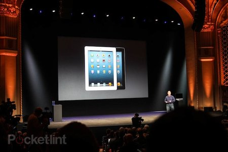 Apple shocks everyone with iPad 4, adds 4G connectivity for UK