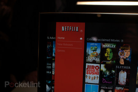 Netflix for Windows 8 pictures and hands-on
