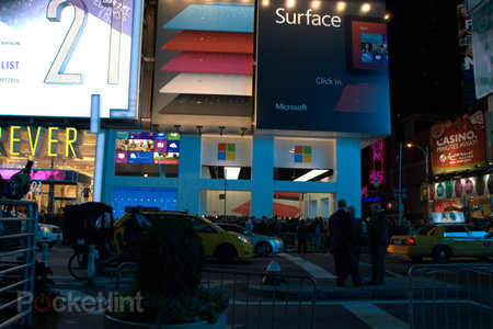 Microsoft's Times Square store in pictures, we take a walk around