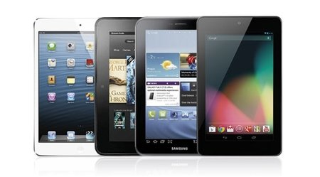 Best tablet 2012: 9th Pocket-lint Award contenders