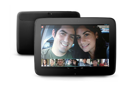 Nexus 10 official: Samsung tablet trumps iPad's high-definition display