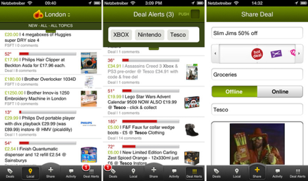 APP OF THE DAY: HotUKDeals review (iOS and Android) - photo 1