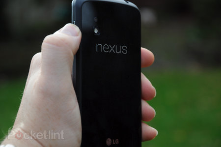Nexus 4 pictures and hands-on - photo 10