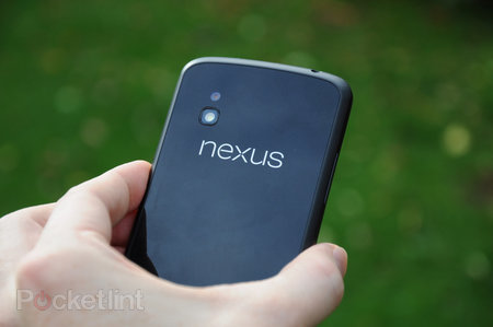 Nexus 4 pictures and hands-on - photo 5