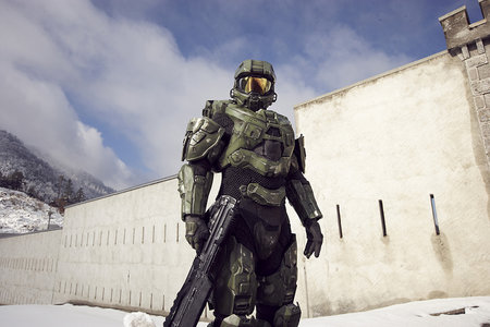 Xbox 360 team annexes Liechtenstein for real-life Halo 4 thrills, London next - photo 1