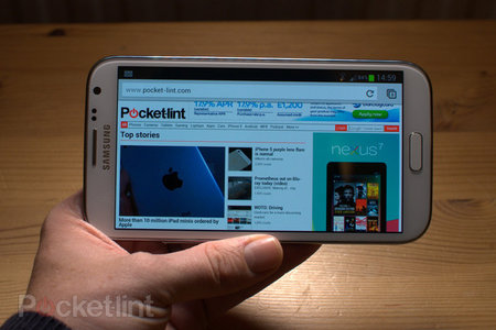 Samsung: Over three million Samsung Galaxy Note 2 units sold