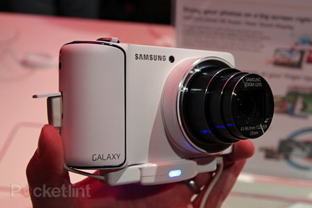 Samsung Galaxy Camera: UK release date, 8 November