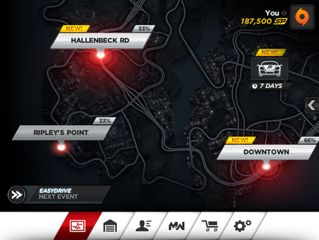 APP OF THE DAY: Need for Speed Most Wanted review (iOS)   - photo 3