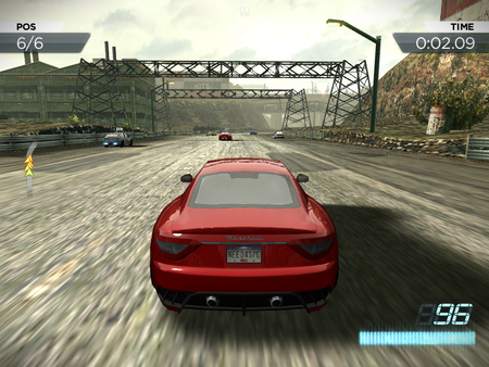 APP OF THE DAY: Need for Speed Most Wanted review (iOS)   - photo 7