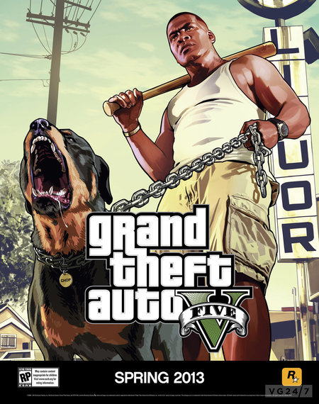 New GTA V trailer a week away, leaked details proved to be fake - photo 2