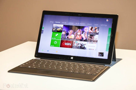 Microsoft building Xbox Surface gaming tablet?