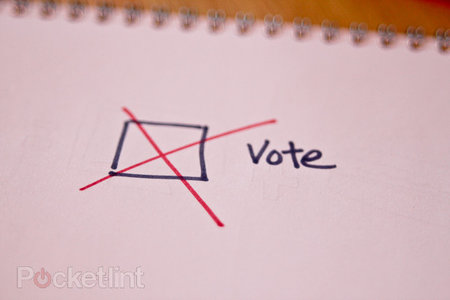 Vote in the Pocket-lint Gadget Awards 2012